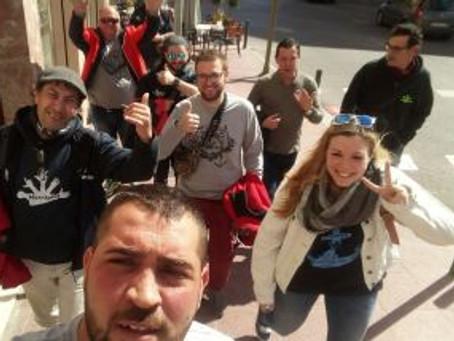 """10 Març """"I Campeonat de Morra de Castelló"""" FESTES DE LA MAGDALENA. Organitza : A.C. Lo Botado d ́Her"""