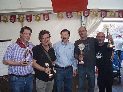 Campionat del Pilar a Saragossa 2011 campions Polit & Pixo
