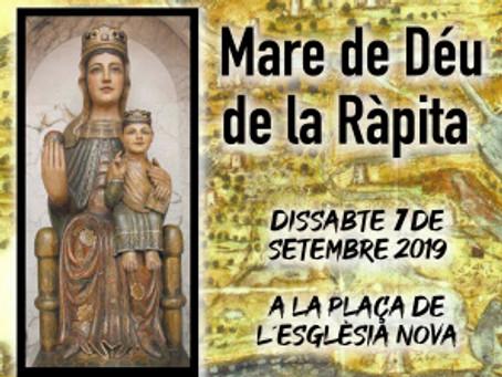 14è Campionat de Morra de la Mare de Déu de la Ràpita ( festes del Barri 2019)