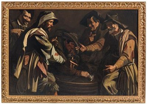 caravaggio-game-of-morra