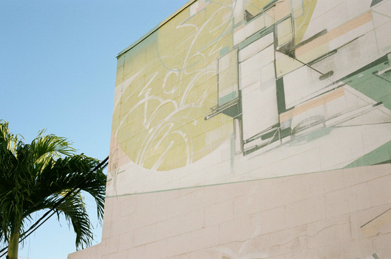 Oahu Graffitti