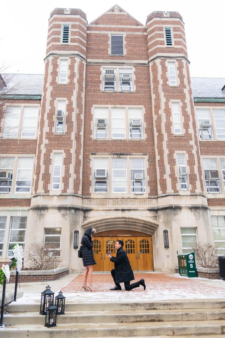 Michigan State University Proposal