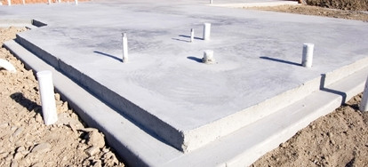 Traditional Concrete Slabs, but smarter