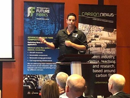 Carbon Fibre Futures Conference - Geelong 2019