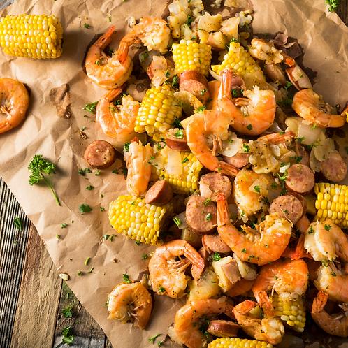 Shrimp Boil Feast