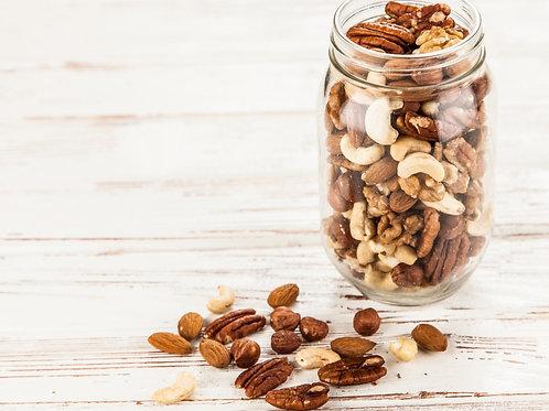 Mixed Nuts: 3 Ways
