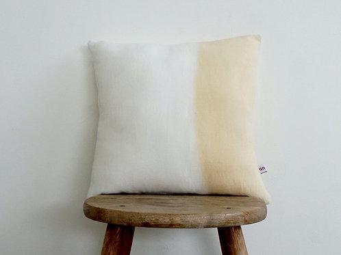 Linen Pillow - Lemon