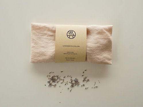 Lavender Eye Pillow - Dusty Pink