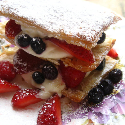 Berry Napoleon Tower