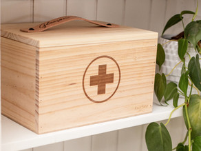 First Aid Kit For The Home / Airbnb