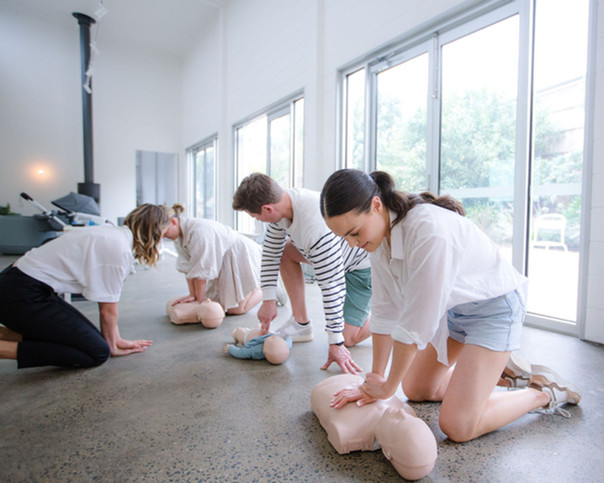 Rythym Child and Infant First Aid Course