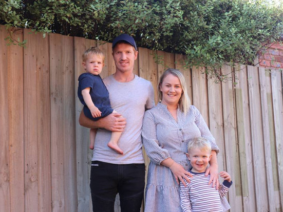 Warrnambool parent's first aid training helped avoid serious burns
