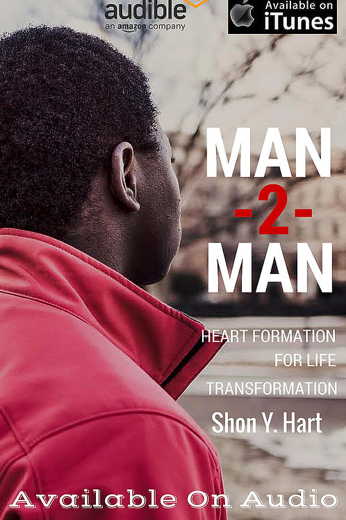 Man2Man Audiobook