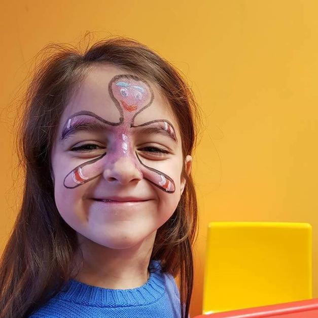 Face-painting Fun!