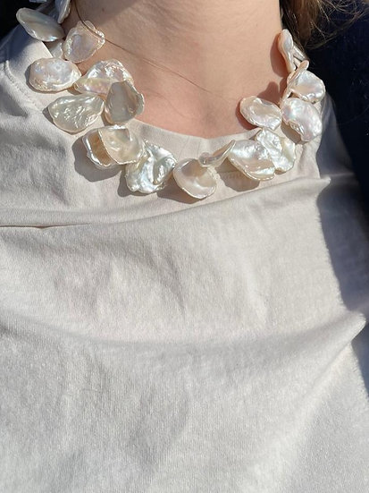 Pearl necklace (waitlist is open)
