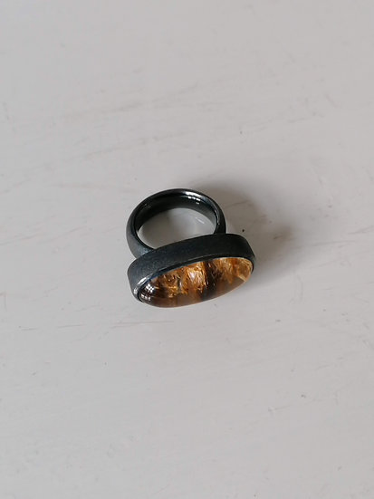 Dimension ring with lodolite