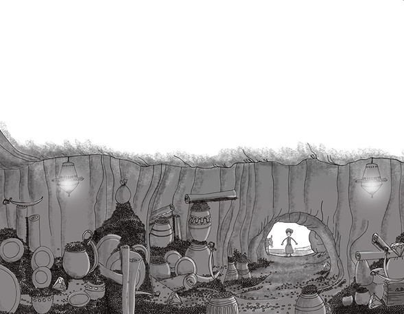 Arabian nights - Harpendore Publishing (England)