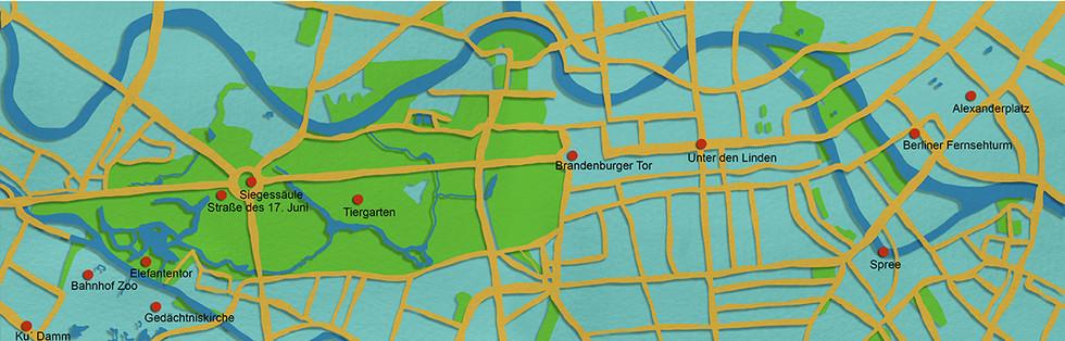 kapitel 5 Kort over Berlin Du bist Dran