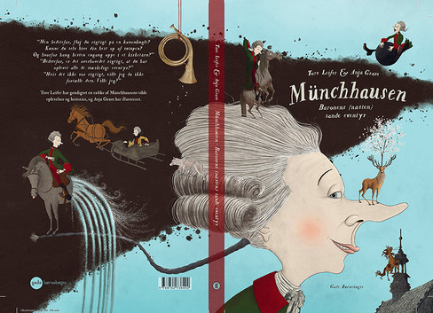 Münchhausen cover