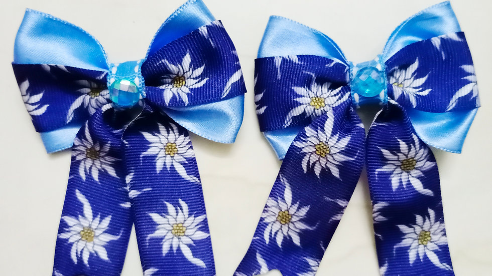 Twin bows
