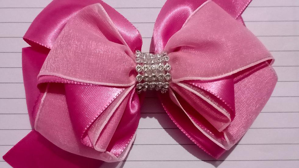 Organza and Ribbon bow