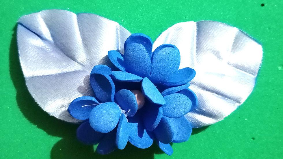Blue Foam flowers!