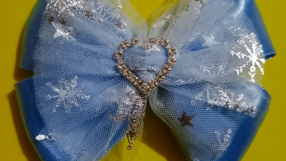 Frozen Princess bow