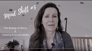Mind Shift #5 - Clearing Financial Worry - VLOG