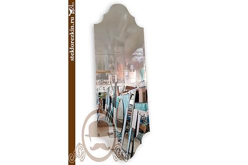Зеркало №155 фигурная резка с фацетом по прямым линиям | Купить | Вырезать по своим размерам | Стекло и Зеркала | Брянск