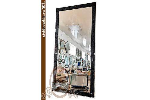 Зеркало №158 во весь рост интерьер прихожая гостиная узор Иви Вьюн | Купить | Сделать по размеру | Стекло и Зеркала | Брянск