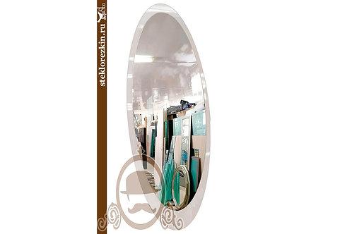Зеркало №43.2 «Портал» (Лакобель, белое)