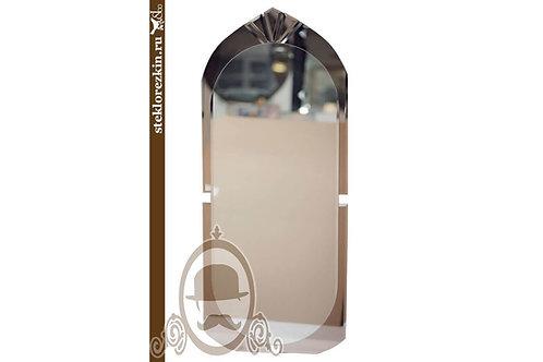 Зеркало №10 «Гера» (бронза, с декором)
