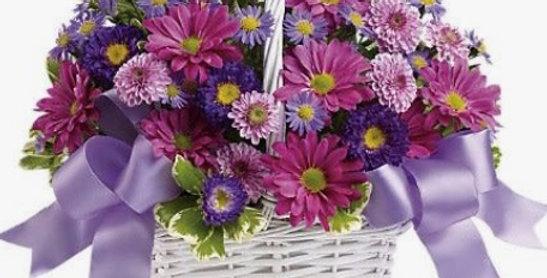 Basket O Daisies