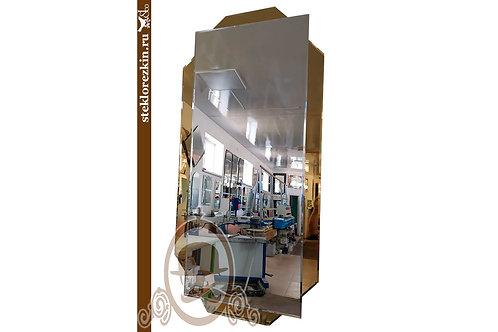 Зеркало №144 современное современный стиль дизайн интерьер спальню | Купить | По заказу | Стекло и Зеркала | Брянск
