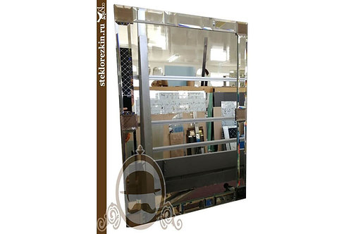 Зеркало №53 (с бронзовым декором)