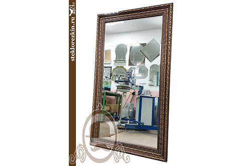 Зеркало №166 (большое, в винтажном багете)