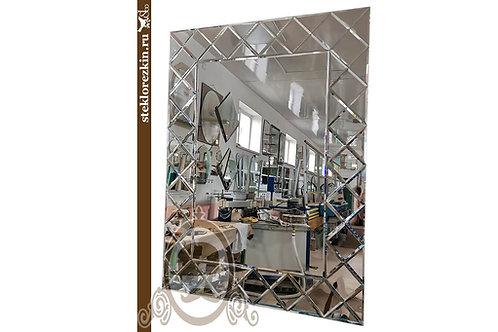 Зеркало №188 (с фацетными плитками ромбами)