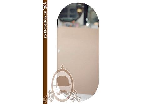 Зеркало №159 классическое форма эллипс недорого для дома квартиры дачи офиса   Купить   Стеклорез   Стекло и Зеркала   Брянск
