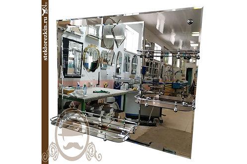 Зеркало №173 (бронза, 3 полки)