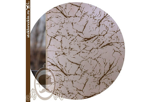 Зеркало узорчатое «Гранит» (Бронзовое)