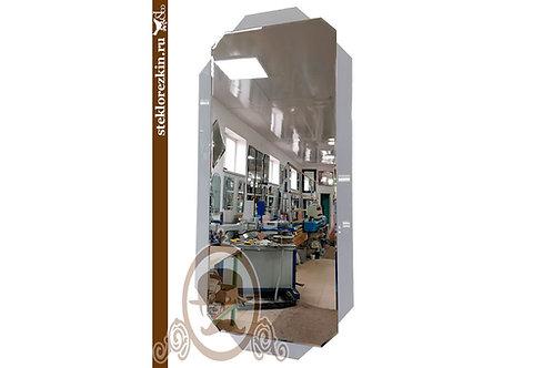 Зеркало №144.3 современное белое в полный рост белое рамка окантовка | Купить | Шоурум зеркал | Стекло и Зеркала | Брянск