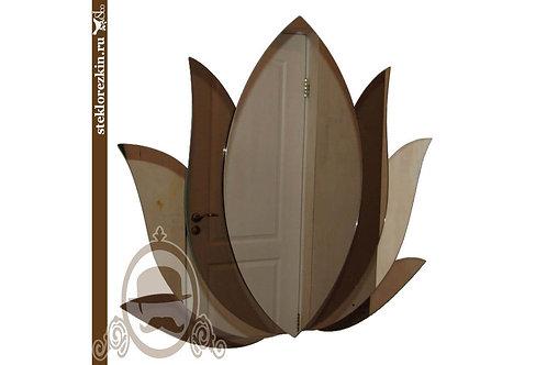Зеркало №46 «Лотос» (бронза)
