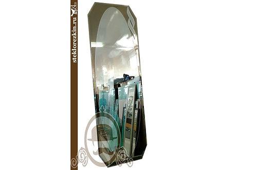 Зеркало №20.2 настенное овальное зеркало в коридор индивидуальный размер | Купить | Вырезать | Стекло и Зеркала | Брянск
