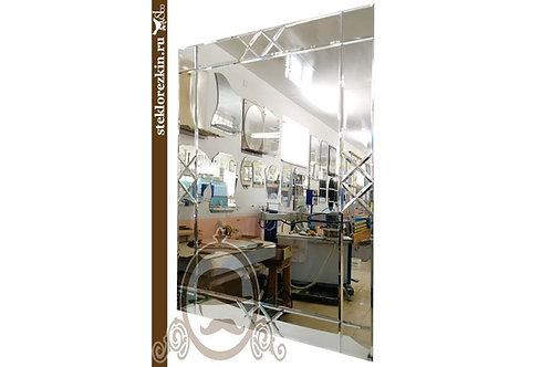 Зеркало №64.1 (классика с декором)