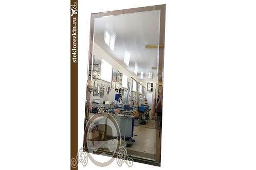 Зеркало №84 прямоугольное рамка из бронзовое зеркало в коридор ванную комнату | Купить | На заказ | Стекло и Зеркала | Брянск