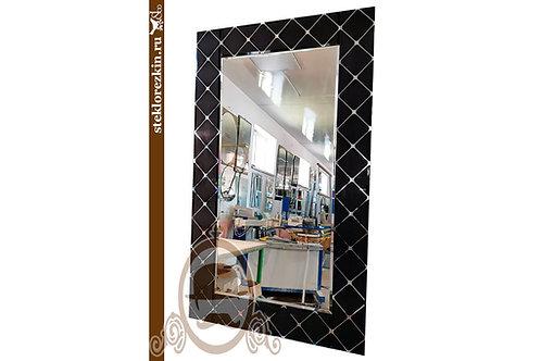 Зеркало №141 (Фуджи, чёрное)