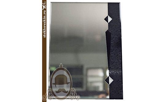 Зеркало №18 (Иви, с декором)