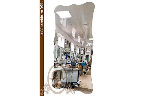 Зеркало №147.2 настенное во весь рост необычного дизайна в интерьер | Купить | Изготовить Сделать | Стекло и Зеркала | Брянск