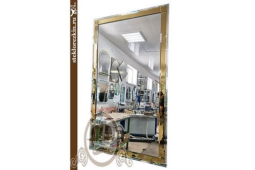Зеркало №182 (удлинённое, золото)