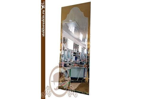 Зеркало №121.2 (золото)